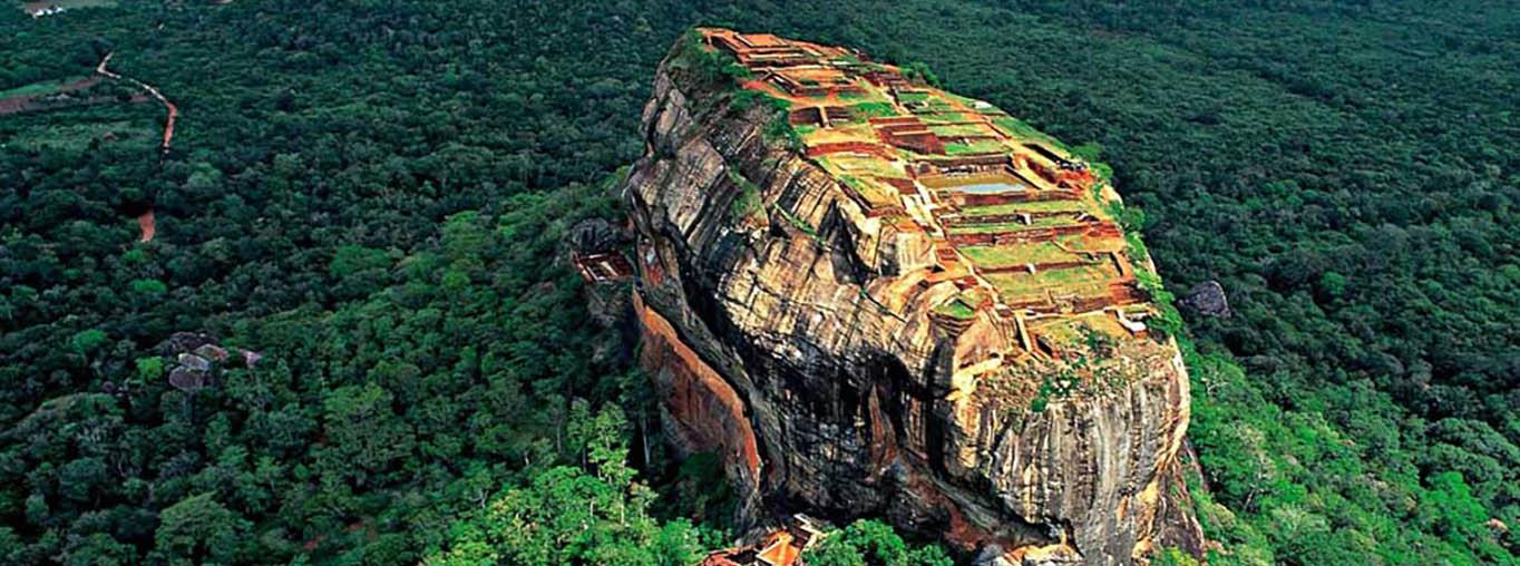Sri Lanka Sigiriya Lion Stone