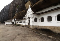 Dambulla cave temple sril lanka