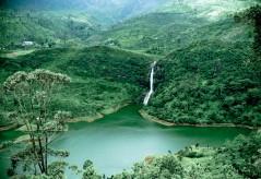srilanka waterfalls